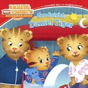 Cover of: Goodnight, Daniel Tiger