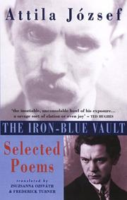 Cover of: The iron-blue vault