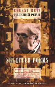 Cover of: Selected poems
