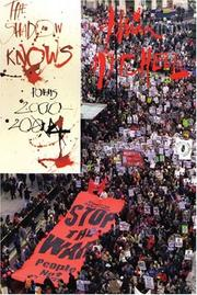 Cover of: The shadow knows: poems 2000-2004