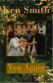 Cover of: You again