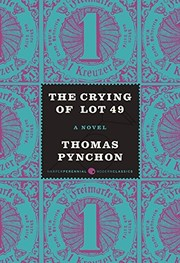 Cover of: The Crying of Lot 49