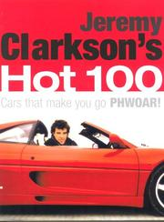 Cover of: Jeremy Clarkson's Hot 100