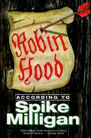 Cover of: Robin Hood According to Spike Milligan (According To...)