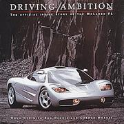 Cover of: Driving Ambition | Doug Nye