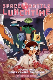 Cover of: Space Battle Lunchtime | Natalie Riess