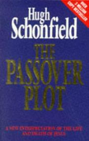 Cover of: The Passover Plot | Hugh J. Schonfield