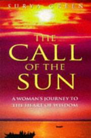Cover of: The call of the sun