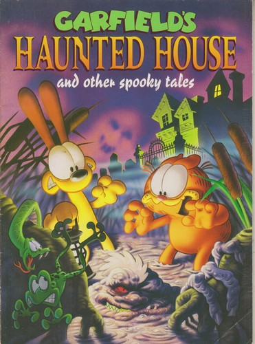 Garfield S Haunted House And Other Spooky Tales 2003 Edition Open Library