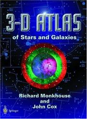 Cover of: 3-D atlas of stars and galaxies
