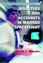 Cover of: Disasters and Accidents in Manned Spaceflight