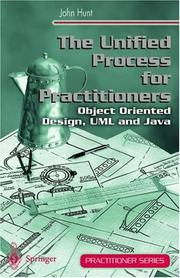 Cover of: The Unified Process for Practitioners