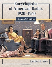 Cover of: Encyclopedia of American Radio