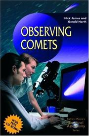 Observing Comets by Nick James, Gerald North
