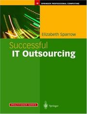 Cover of: Successful IT Outsourcing