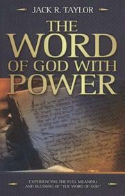 Cover of: The Word of God with power