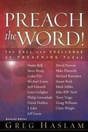 Cover of: Preach the Word!