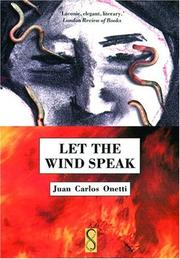 Cover of: Let the Wind Speak (Extraordinary Classics)