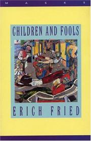 Cover of: Children and fools
