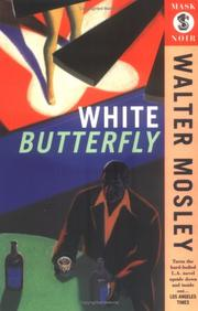 Cover of: White Butterfly (Mask Noir)
