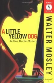 Cover of: A Little Yellow Dog (Mask Noir)
