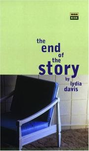 Cover of: The End of the Story (High Risk Books)
