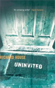 Cover of: Uninvited