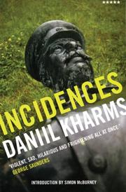Cover of: Incidences