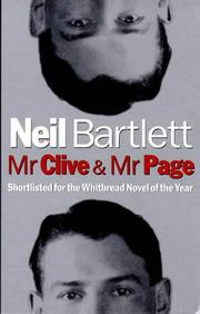 Cover of: Mr Clive and Mr Page (Five Star)