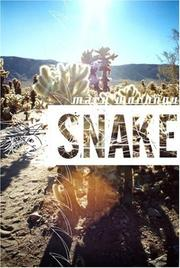 Cover of: Snake (Serpent's Tail High Risk Books)