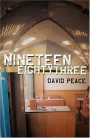 Cover of: Nineteen eighty-three: a novel