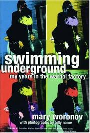 Cover of: Swimming underground
