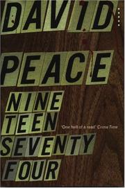 Cover of: Nineteen Seventy Four (A Five Star Title)