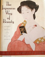 Cover of: The Japanese way of beauty