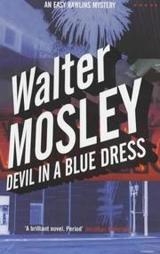 Cover of: Devil in a Blue Dress (Five Star)