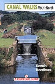 Cover of: Canal Walks (Cicerone Guide) | Dennis Needham