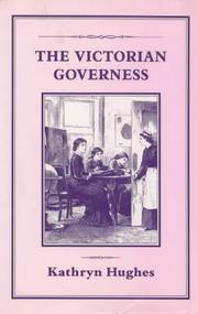 Cover of: The Victorian Governess