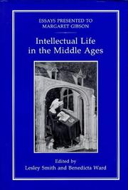 Cover of: Intellectual Life in the Middle Ages | Lesley M. Smith