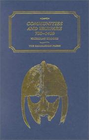 Cover of: Communities and Warfare, 700-1400