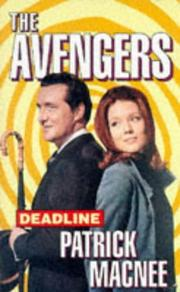 Cover of: Deadline (Avengers)