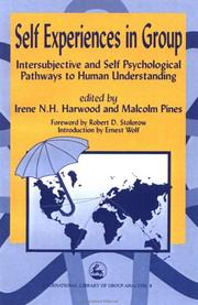 Cover of: Self Experiences in Group |