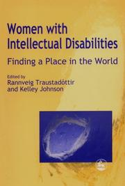 Cover of: Women with intellectual disabilities |