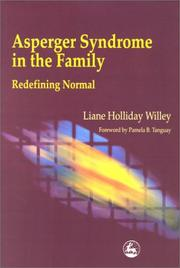 Cover of: Asperger syndrome in the family |