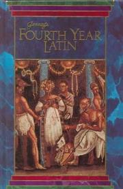 Cover of: Fourth year Latin | Charles Jenney
