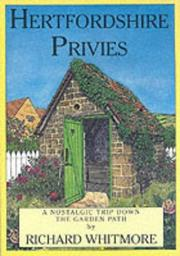 Cover of: Hertfordshire Privies