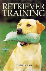 Cover of: Retriever Training | Susan Scales