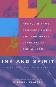 Cover of: Ink and Spirit: Literature and Spirituality