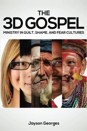 Cover of: The 3D Gospel | Jayson Georges