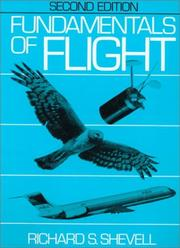 Cover of: Fundamentals of flight