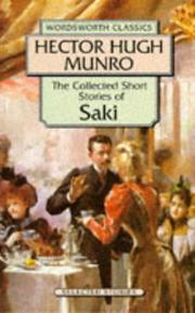 Cover of: Collected Short Stories of Saki | Hugh Munroe Munro